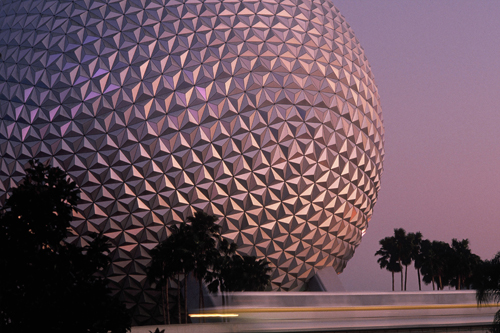 USA (Orlando) Epcot center